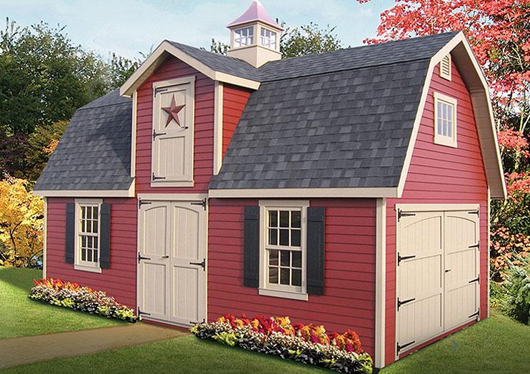 custom garden sheds more classic garden structures - Garden Structures